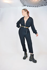 90s FLAMIN' BABE JUMPSUIT - SMALL