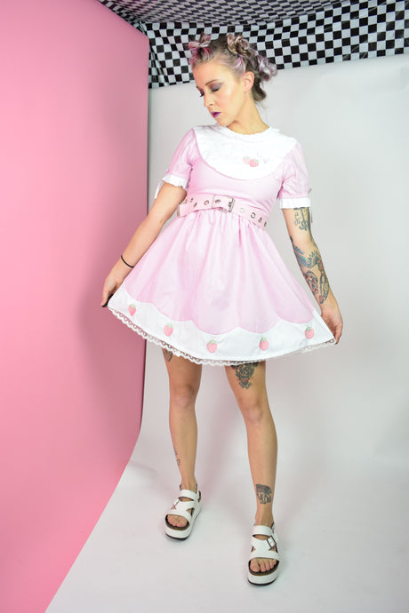SHORTCAKE MINI DRESS