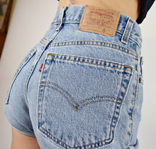 90s Levis 550 Student Shorts
