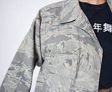 VTG AIR FORCE CAMO JACKET