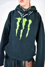 MONSTER x FOX HOODIE - LARGE