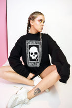 'GRATEFUL IM NOT DEAD' SWEATER S/M