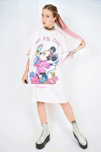 MINNIE MORNIN' TALL TEE - XXL