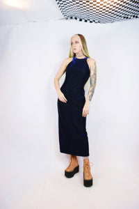 BLUE HOLOGRAPHIC MAXI - SMALL