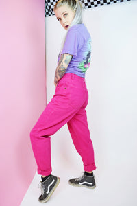 80s NEON EXPRESS JEANS