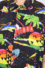 90s NOVELTY PLANET HOLLYWOOD B/U - XL