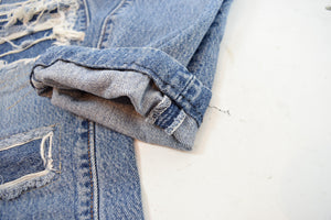 80s RARE DISTRESSED 501 LEVI STRAUSS - 24""