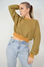 90s CROPPED SWEATER - S/M