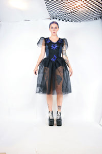 VTG DARK PRINCESS TOOLE MIDI - SMALL