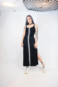 90s RACER STRIPE MAXI - SMALL