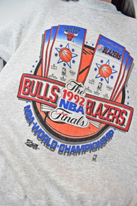 92 NBA FINALS CREWNECK - L/XL