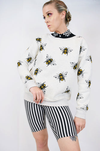 BUMBLE BEE JUMPER - M