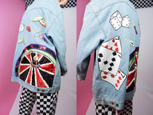 HIGH ROLLER DENIM JACKET