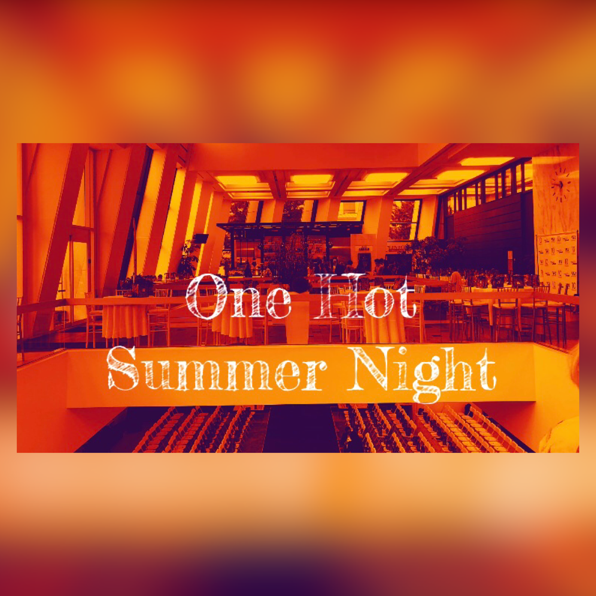 One Hot Summer Night