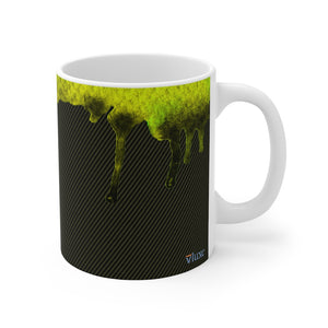 Dripped Moss Mug from Vluxe by Lucky Nahum