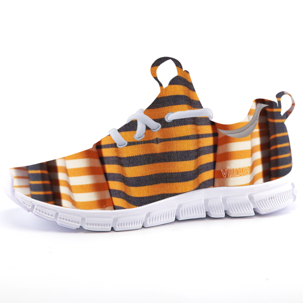 STRIPED UP Lightweight Fashion Comfort Shoes
