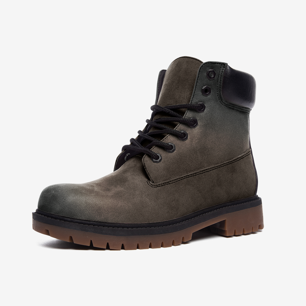 Killer Mud Casual Leather Lightweight  Boots from Vluxe by Lucky Nahum