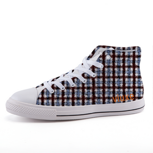 PEARL DISTRICT PORTLAND High-top fashion canvas shoes