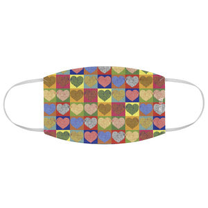 Have A Heart_1 Double Layer Fabric Face Mask