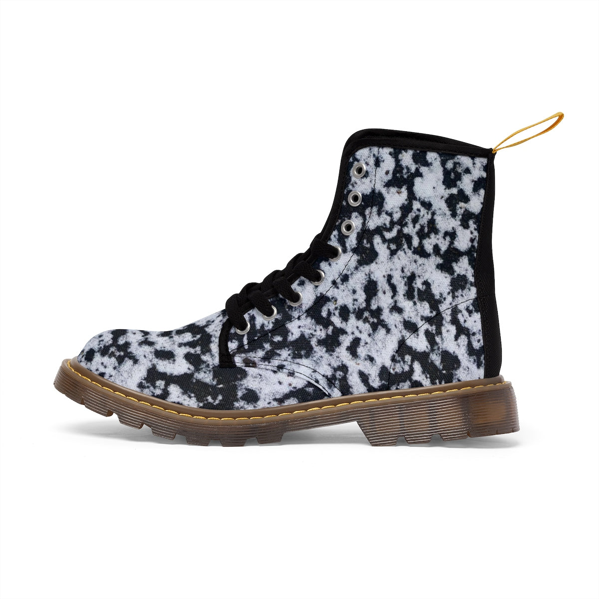 Snowed Men's Canvas Boots