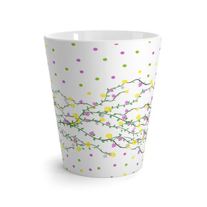 Spring Latte Mug from Vluxe by Lucky Nahum