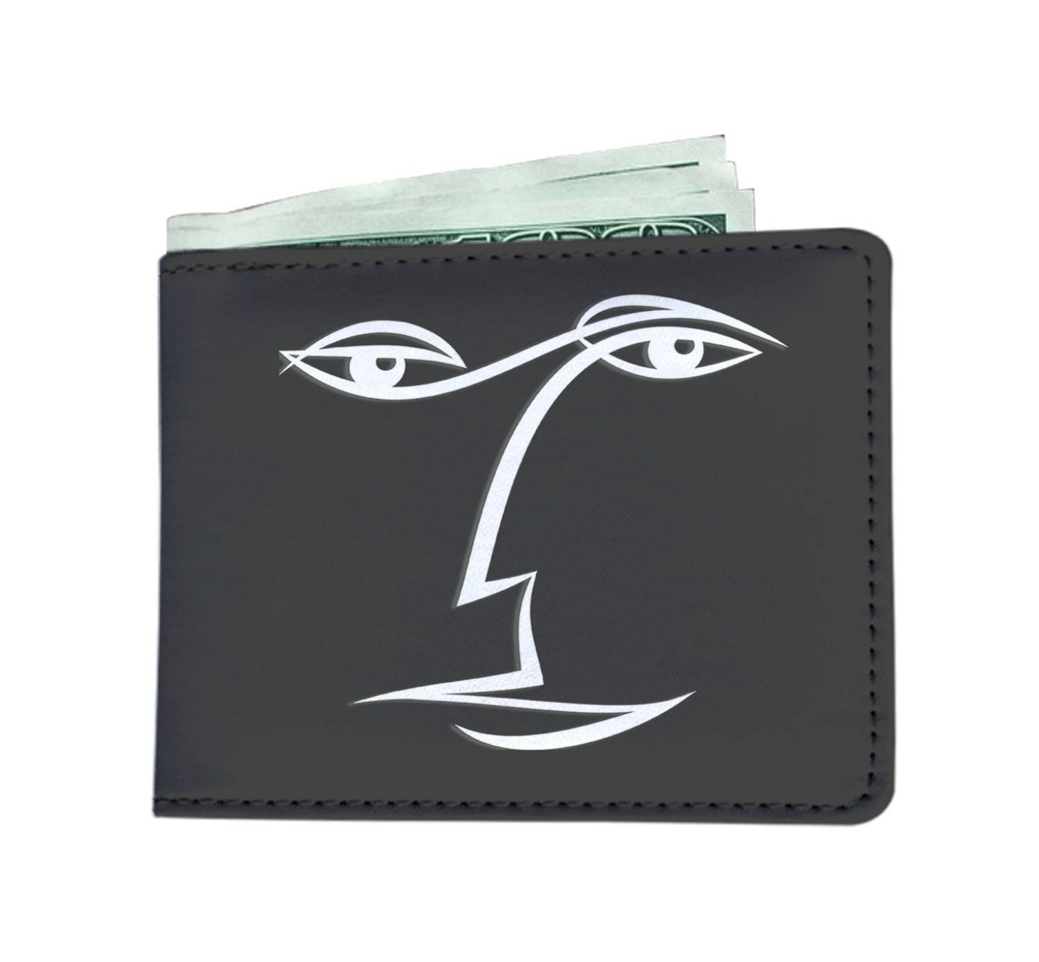FaceTime Men's Wallet from Vluxe by Lucky Nahum