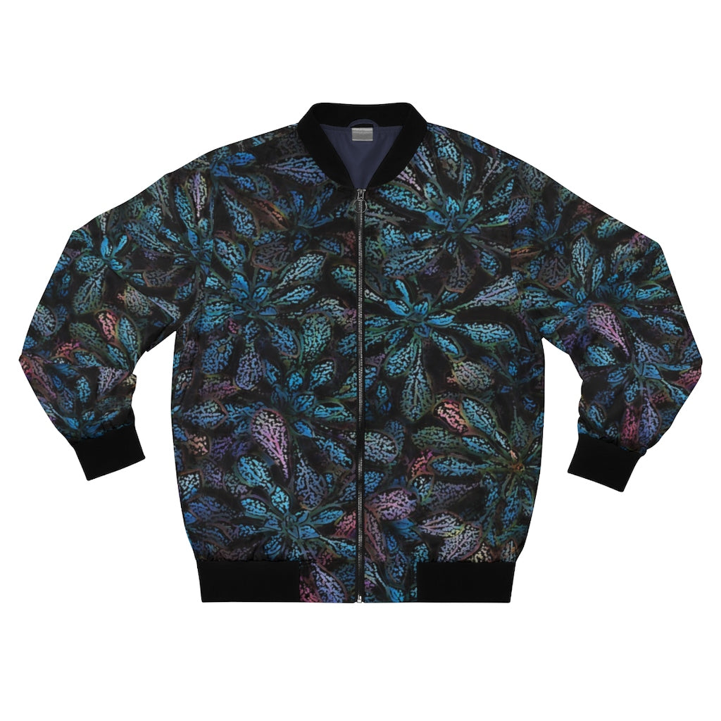 Desert Night Men's AOP Bomber Jacket