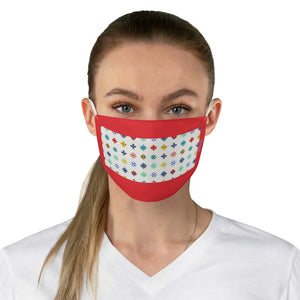 Siena Double Layer Fabric Face Mask