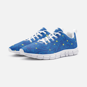Starry Night Unisex Lightweight Athletic Sneakers