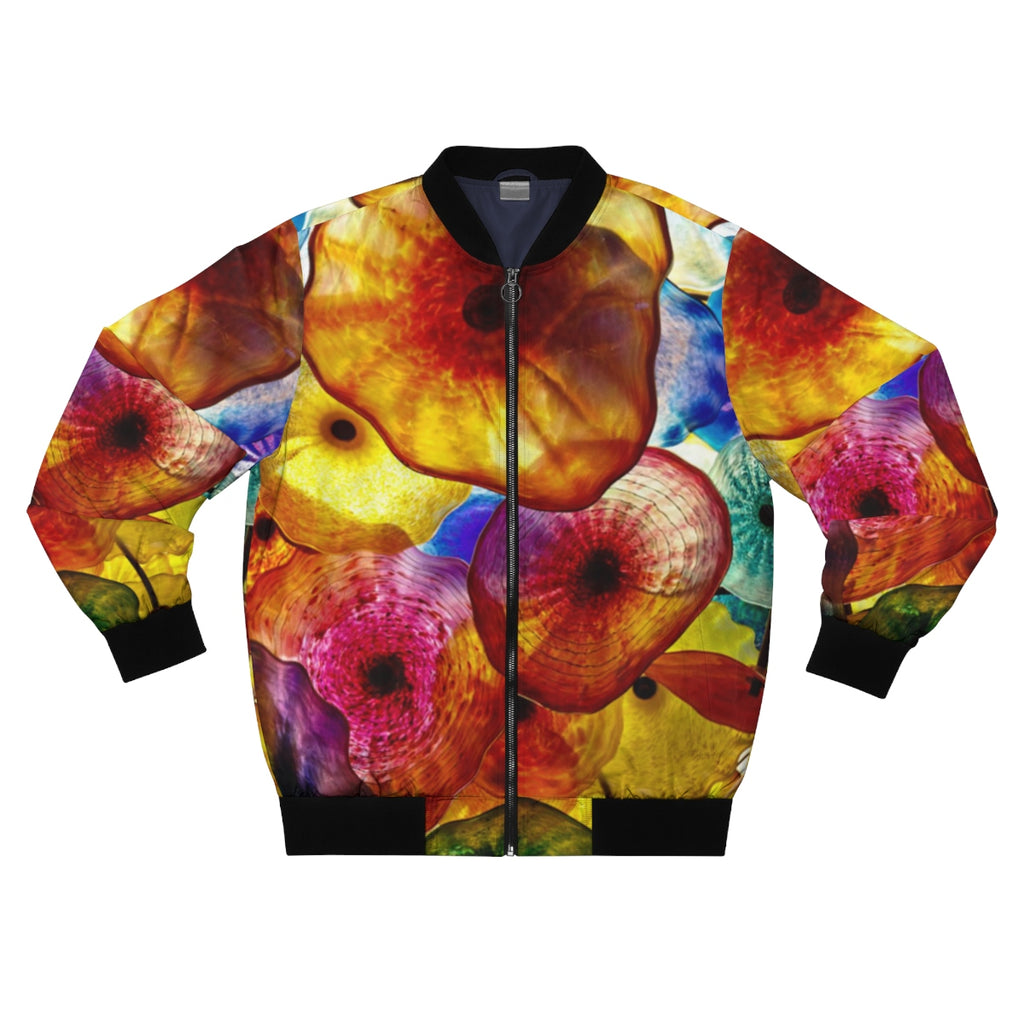 Vegas Men's AOP Bomber Jacket