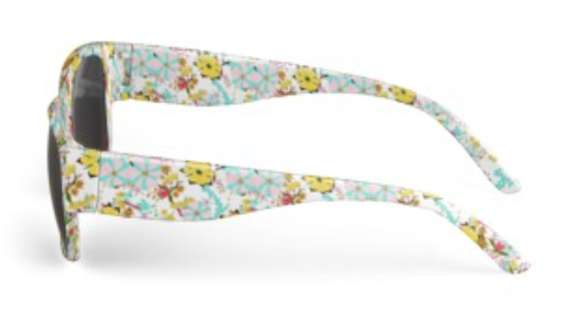 Floral Luxe Sunglasses