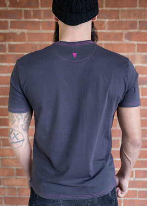 Vluxe Base Tee Crew VLK500 Night