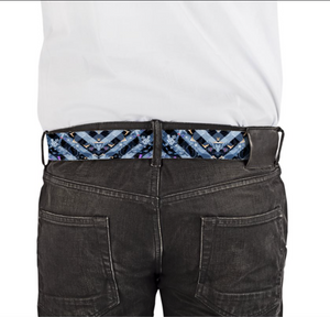 Richard VLB102 Leather Printed Belt