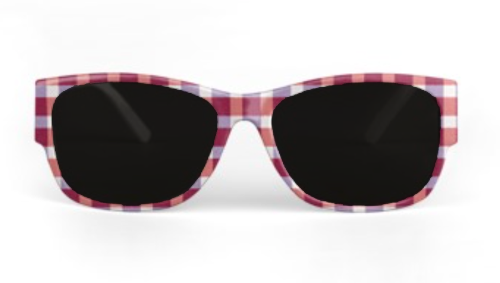 Sartorial Multi Check Sunglasses