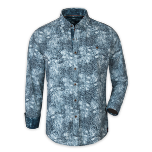Sugar Easton Denim Button Up Shirt
