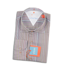 Exclusive Multi Stripe Shirt VL721-8