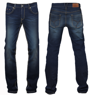 Vluxe Men's Custom Jeans
