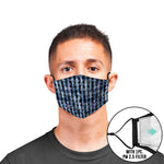 William Blues Custom Adjustable Face Mask