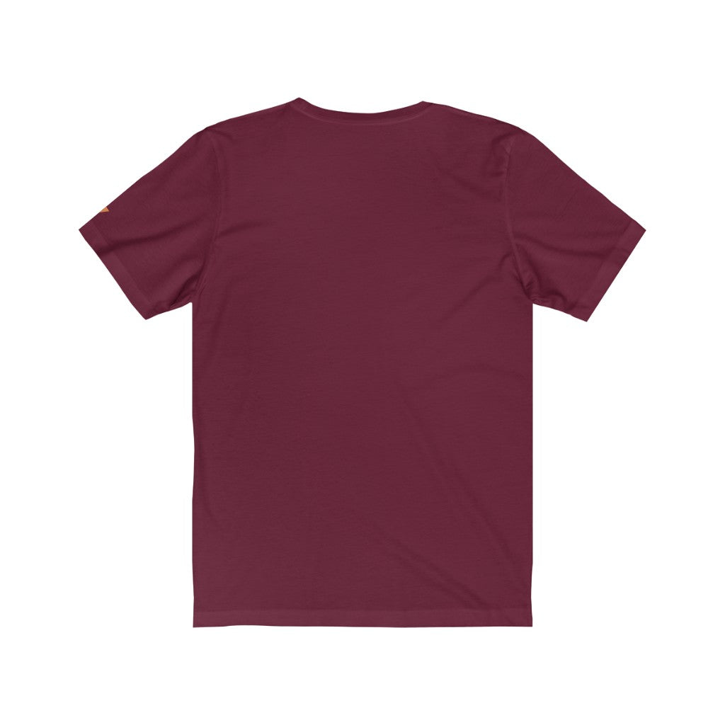 Cold Brew Vluxe by Lucky Nahum Unisex Jersey Short Sleeve Tee
