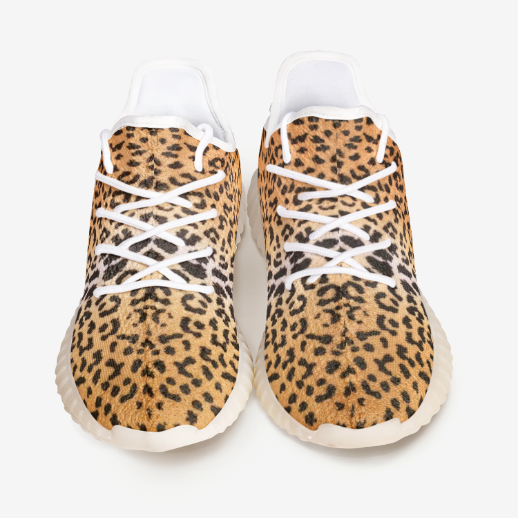 Ashley's Chetah Unisex Lightweight Sneaker YZ
