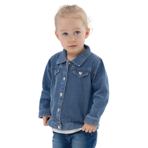 Lizzy & Izzy Baby Organic Jacket from Vluxe by Lucky Nahum