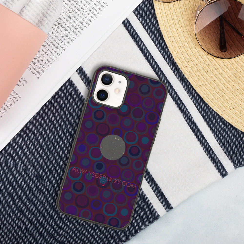 Paros One Biodegradable phone case from Vluxe by Lucky Nahum