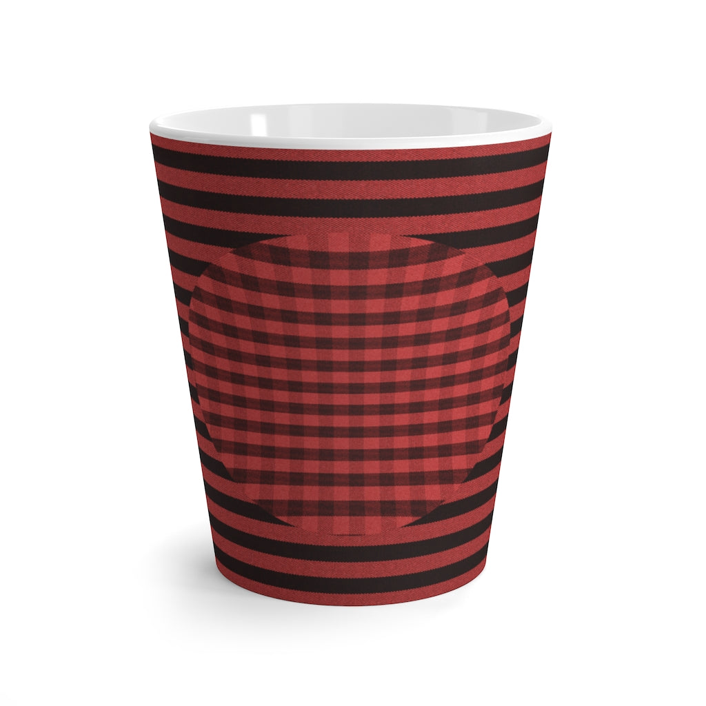 Chemise Red Latte Mug from Vluxe by Lucky Nahum