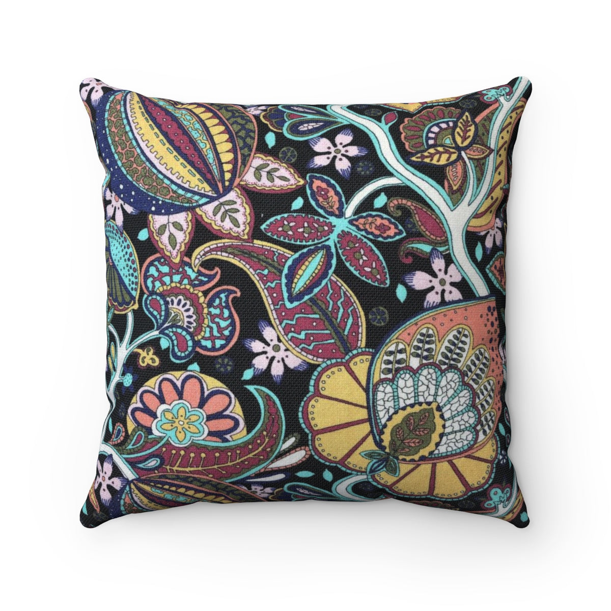 Nothe Garden Spun Polyester Square Pillow