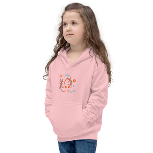Lizzy & Izzy Kids Hoodie from Vluxe by Lucky Nahum