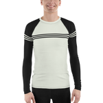 Trio VLK906C Men's Long Sleeve Rash Guard