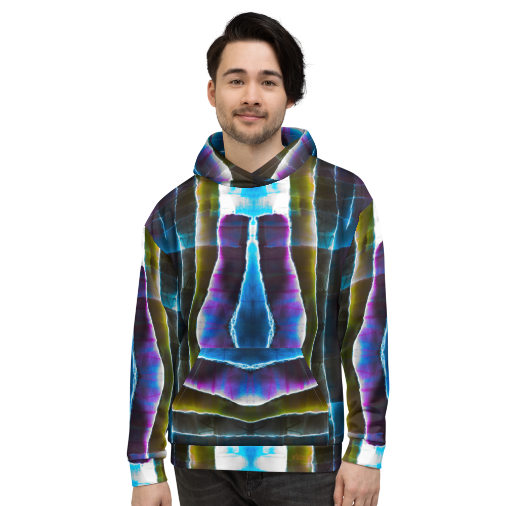 Light Shards Unisex Hoodie