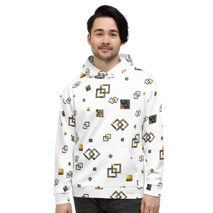 Fractalized Unisex Hoodie