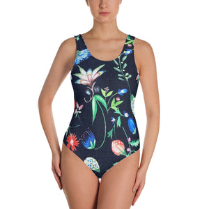Forburry One-Piece Swimsuit