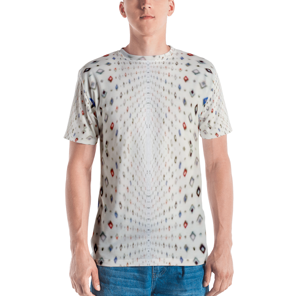 Foulard VLK910 Men's Tee Crew Neck